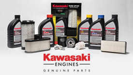 Photo: Kawasaki Engines