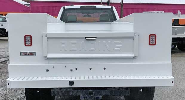 Truck bed (Photo: Reading Truck Group)
