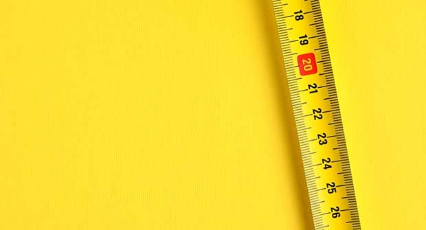 Measuring tape (Photo: Dmytro Varavin / iStock / Getty Images Plus)