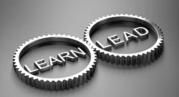 Learn and lead gears (Photo: onurdongel / iStock / Getty Images Plus/Getty Images)