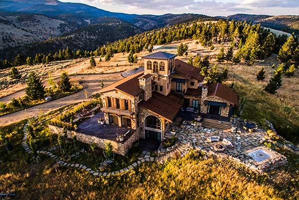 Hardscape project in Montana (Photo: Saul Creative)