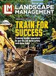 Landscape Management July 2020 cover | Photo by Tony Ventouris