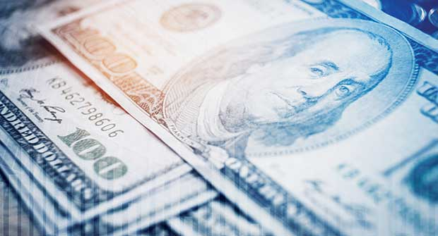$100 bills (Photo: SARINYAPINNGAM/iStock / Getty Images Plus/ Getty Images)
