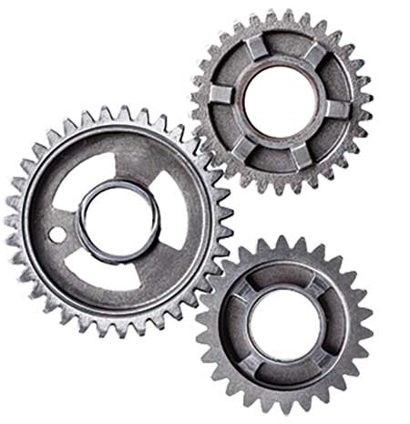 Three gears (Photo: GLYPHstock/iStock / Getty Images Plus/Getty Images)