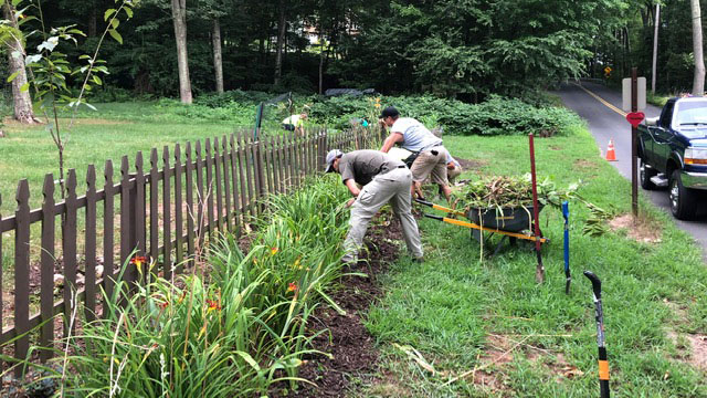Photo: Connecticut Grounds Keepers Association