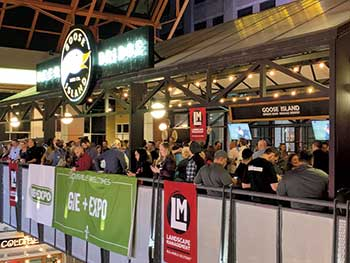Fourth Street Live party in 2019 (Photo: LM Staff)