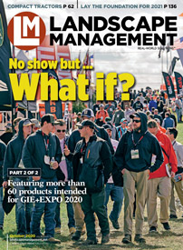 LM October 2020 Cover. Photo: Brian Bohannon Photography
