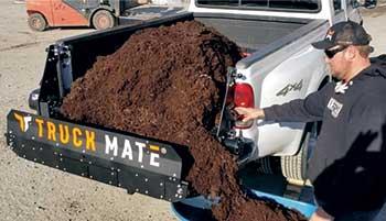 Truck mate (Photo: Mulch Mate)