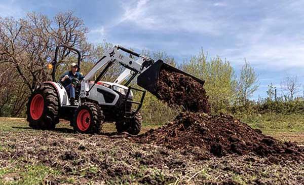 Compact tractors (Photo: Scott's Lawn Care)