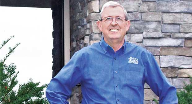 Larry Ryan (Photo: Jeremiah Samborski, courtesy of Ryan Lawn & Tree)