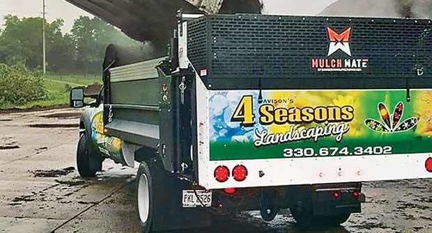 Mulch Mate (Photo: Davison's 4 Season Landscaping)