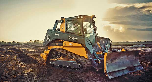John Deere attachments (Photo: John Deere)