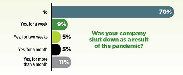 Pandemic graph (Graphic: LM Staff)