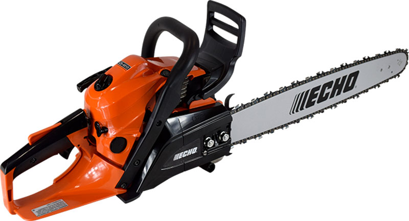 Echo's CS-4910 is the lightest 50 cc chainsaw on the market and features 22 percent more power than its predecessor, the CS-490, according to the company. (Photo: Echo)