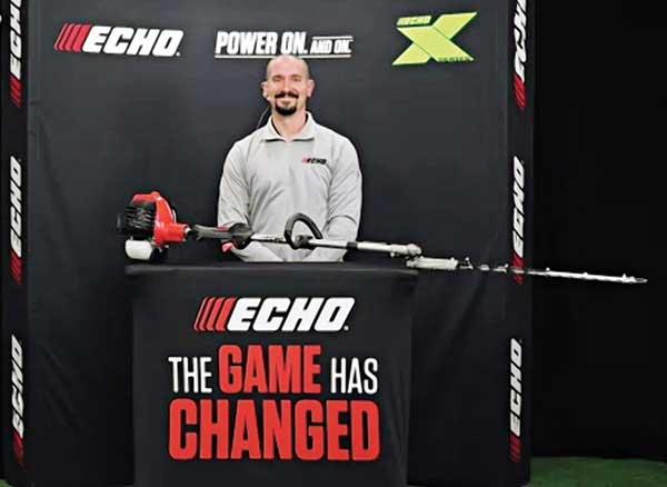 John Powers of Echo (Photo: LM Staff)