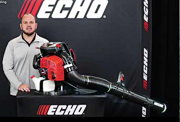 Jason Wilk of Echo (Photo: LM Staff)