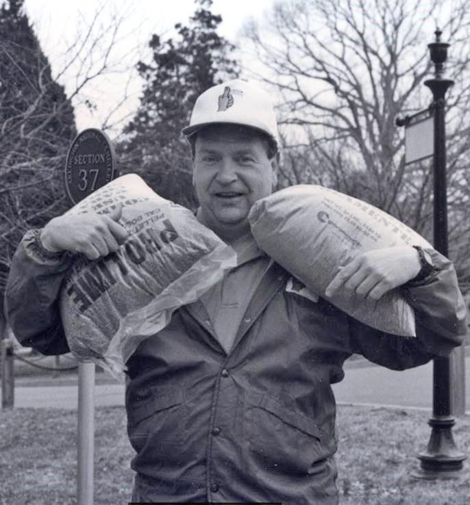 John Buechner (Photo courtesy of Lawn Doctor)