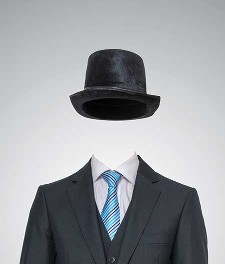 Faceless owner (Photo: vchal/iStock / Getty Images Plus/Getty Images)