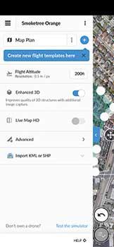 Screenshot: DroneDeploy