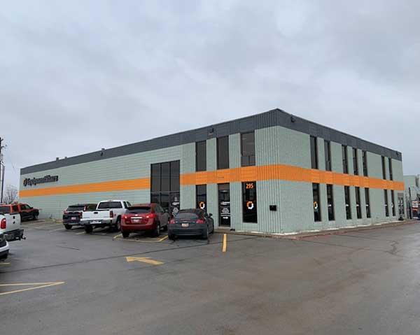 EquipmentShare dealer in Utah. (Photo courtesy of Takeuchi-U.S.)