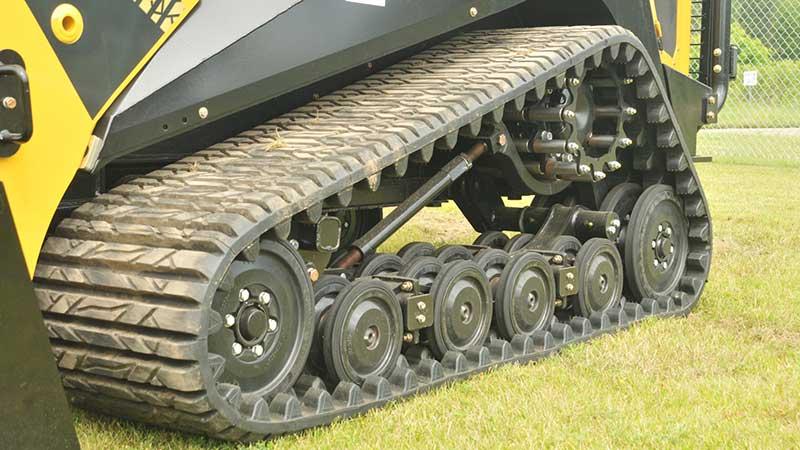ASV Holdings now offers genuine OEM compact track loader tracks. (Photo: ASV Holdings)