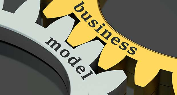 Business Model graphic (Photo: AlexLMX / iStock / Getty Image / Getty Image Plus)