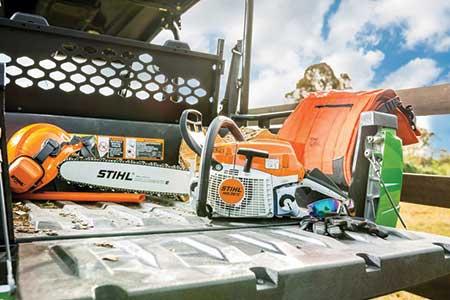 Chainsaw (Photo: Stihl)
