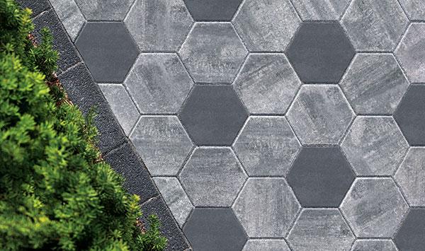 Popular paver pattern (Photo: Unilock)