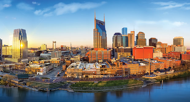 Nashville, Tenn. (Photo: Jonathan Ross/iStock / Getty Images Plus/Getty Images)