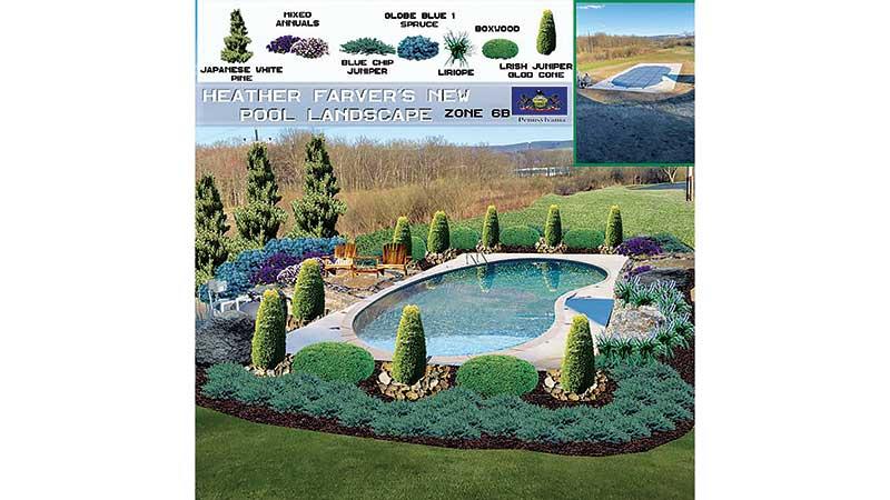 Richard Fisher, owner of Fisher's Landscape, says Pro Landscape renders hyper-realistic designs. (Photo: Richard Fisher)