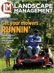 Landscape Management July 2021 cover   Photo by Matthew Bender