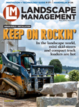Landscape Management August 2021 cover   Photo by Marvin Shaouni, marvinshaouni.com