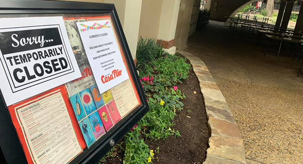 The Casa Rio Mexican restaurant on the San Antonio Riverwalk was closed for portions of July but has since reopened. (Photo: Casa Rio)