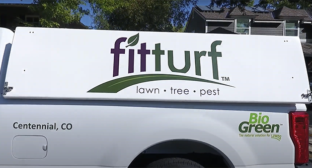 Fit Turf provides lawn services in the Metro Denver Region (Photo: Fit Turf)