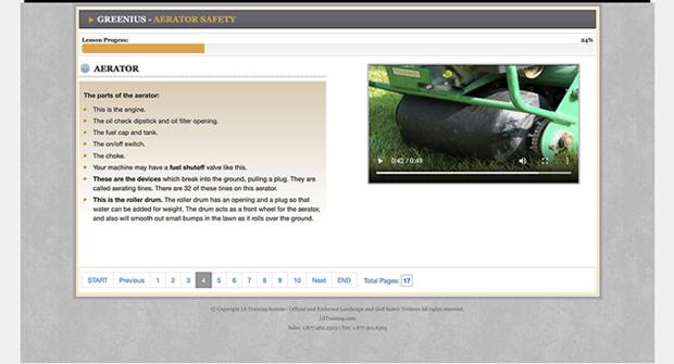 Greenius offers online training for landscape companies (Photo: Greenius)