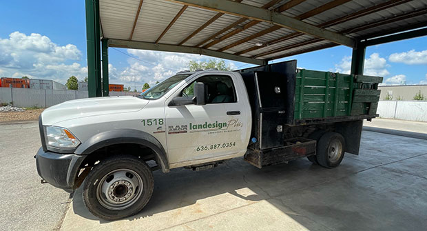 LanDesign truck (Photo courtesy of Jeffrey Scott Biz)