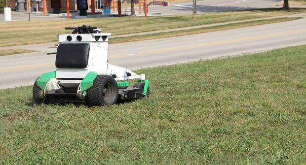 Photo: Scythe Robotics