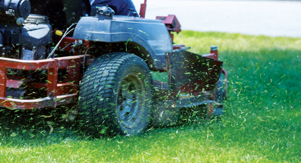 Some lawn care operators use PGRs to mow less, which, in turn, helps save on labor. (Photo: photovs/iStock / Getty Images Plus/Getty Images)