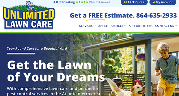 (Photo: Unlimited Lawn Care)